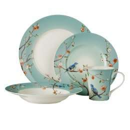 Dinnerware Set  sc 1 st  ThisNext & Spring Song 16-pc. Dinnerware Set | ThisNext