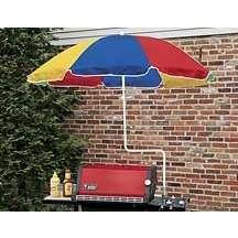 Harriet Carter BBQ Umbrella ThisNext