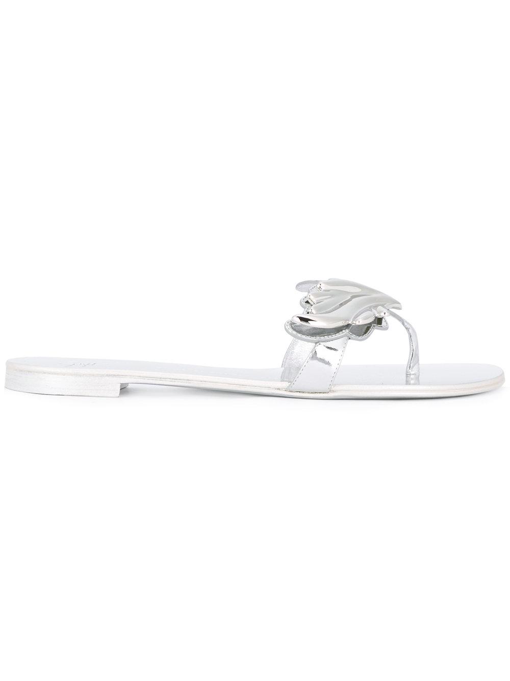 7973f08f983ee8 Giuseppe Zanotti Design Cruel Sandals